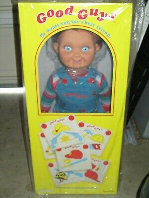 Kid Fun Halloween Treats (Trick or Treat Studios Childs Play LIFE SIZE CHUCKY GOOD GUY DOLL Halloween)