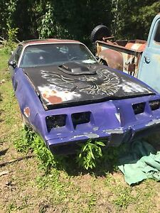 T roof trans am 1000 obo