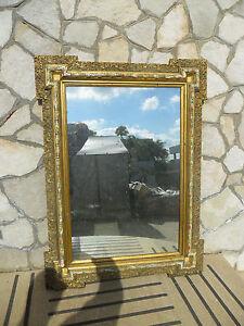 Specchio Barocco metà 800 foglia oro e dipinta a mano disponibilità della konsol - Martina Franca, TA, Italia - Specchio Barocco metà 800 foglia oro e dipinta a mano disponibilità della konsol - Martina Franca, TA, Italia