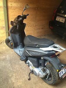 2012 Piaggio Typhoon 125cc great trans. to ride around the city Margaret River Margaret River Area Preview
