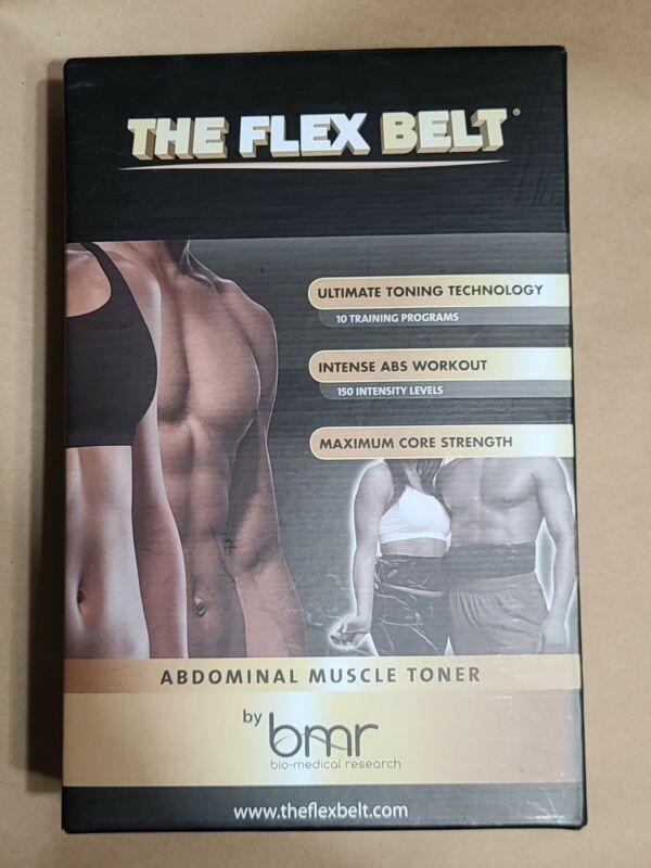 The Flex Belt Electronic Abdomnial Workout Muscle Toner