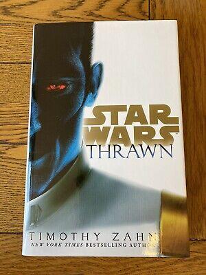 Star Wars: Thrawn by Timothy Zahn (Hardback, 2017)