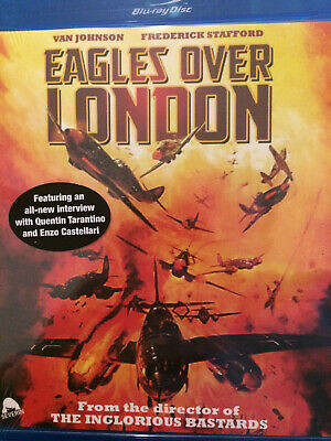 Eagles Over London (Blu-ray Disc, 2009) NEW!!