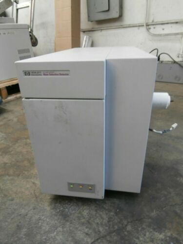 HP AGILENT MASS SELECTIVE DETECTOR 5972A MSD SN:3549A03245 T13-WH