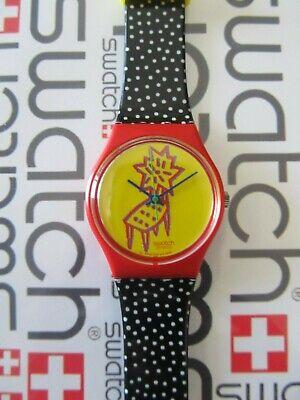 Swatch Dotchair GR115 1993 Standard Gents 34mm