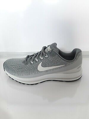 NIKE AIR ZOOM VOMERO 13 Trainers Running Shoes UK 7.5 EU 42 Cool Grey PRP £80