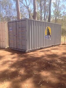 Shipping container Tiaro Fraser Coast Preview
