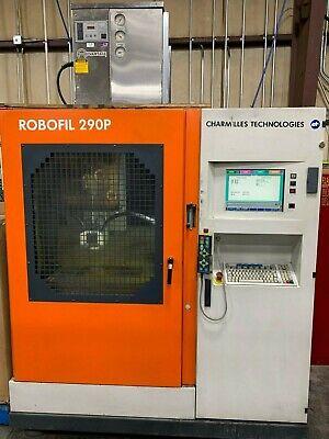 Charmilles Robofil 290p Wire Edm Machine