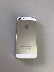 Gold iPhone 5S 16GB Bell