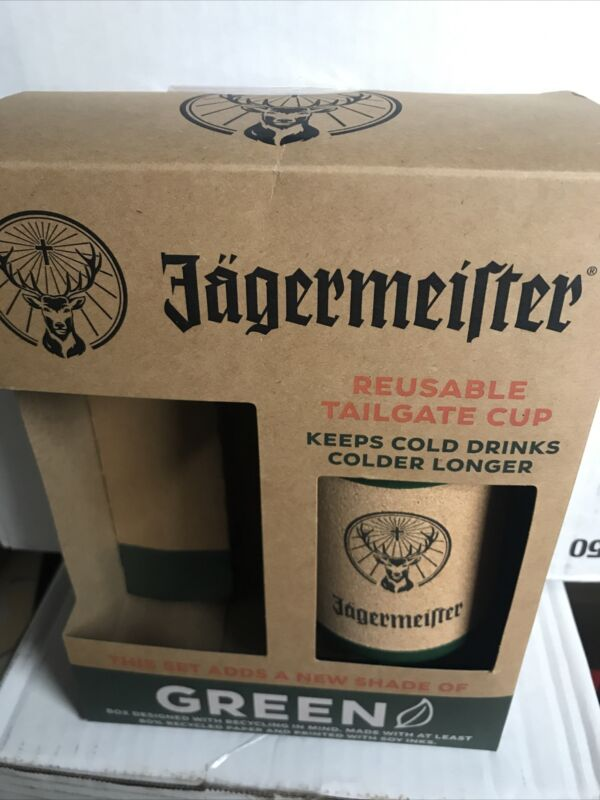 jagermeister Reusable Tailgate Cup