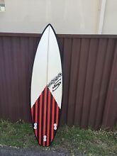 Santangelo Surfboard Bronte Eastern Suburbs Preview
