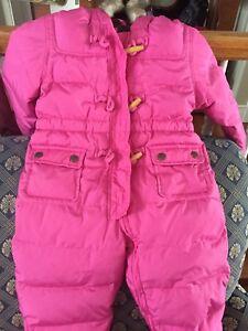 Gap baby snowsuit 18-24 months