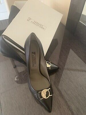 Versace Collection Shoes Women Pump Retail $750