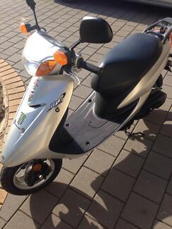 Yamaha jog 50 cc as new condition Aldinga Beach Morphett Vale Area Preview
