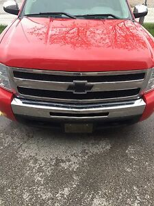 Chrome Chevy Grill