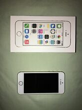 Apple iPhone 5s 64GB Gold & iOS 9.3.1 (Mint Condition) Broadview Port Adelaide Area Preview