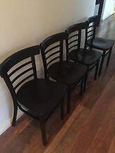 Stained Dining Chairs Centennial Park Eastern Suburbs Preview