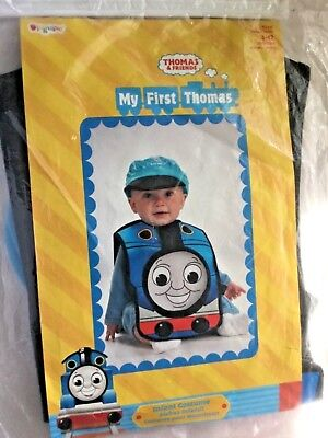Thomas Tank Costume (Thomas the Tank Baby's Halloween)