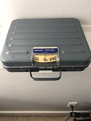 Pelouze 250lb Heavy-duty Utility Postal Scale Model P250s