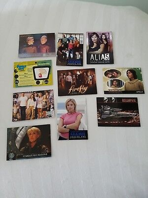 Mixture of promo cards (UK post only on this item)