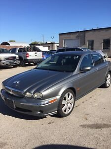 2005 Jaguar X-Type AWD with Safety