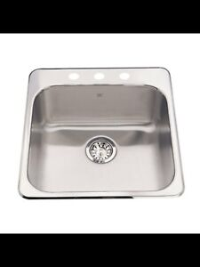 Kindred Stainless Steel Sink