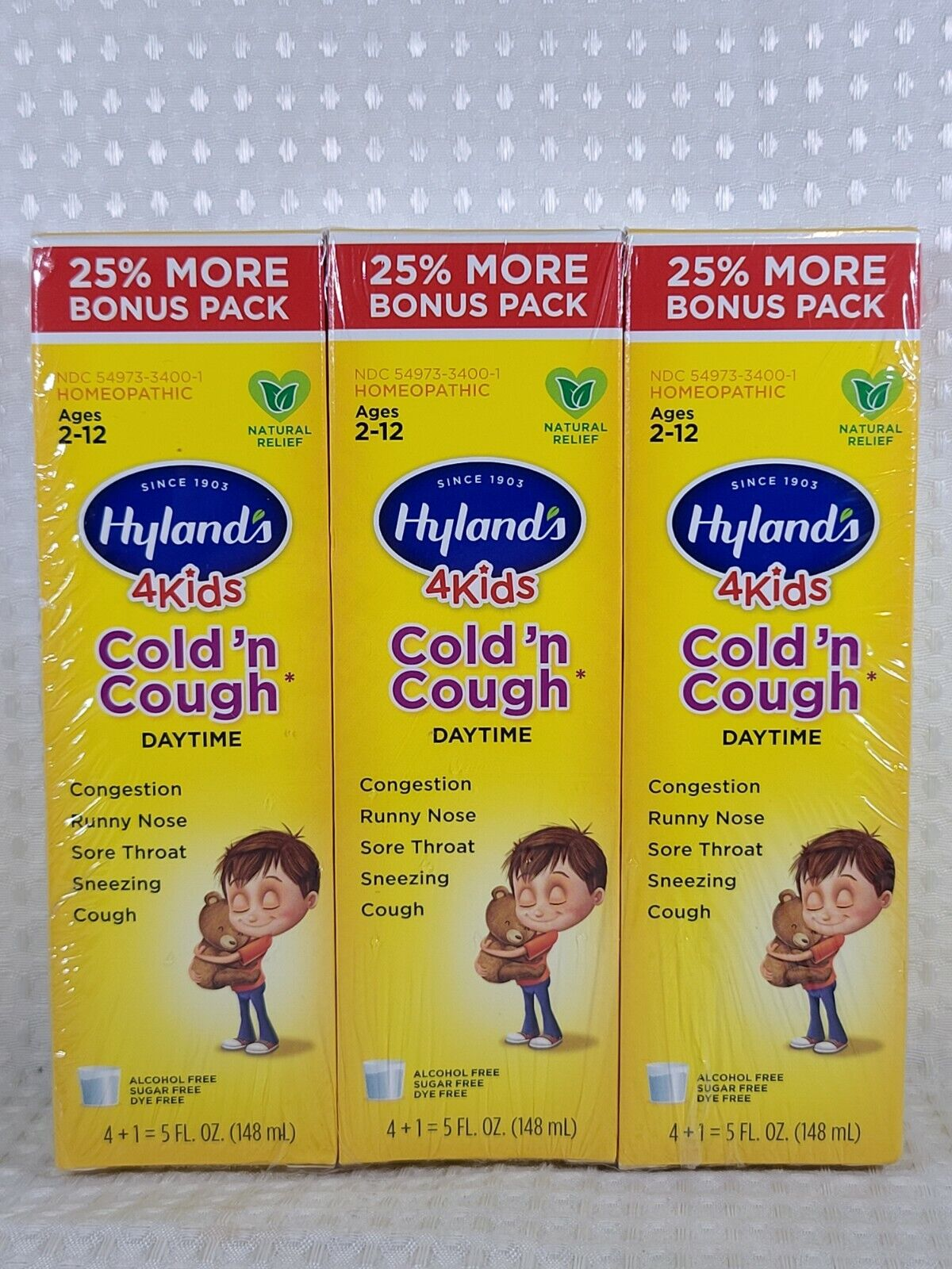 hyland cold cough