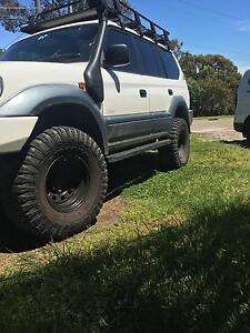 3lt Turbo Dielsel Toyota LandCruiser Prado Rosebud Mornington Peninsula Preview