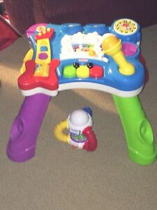 Playschool Rocktivity 2-in-one Activity Music Table