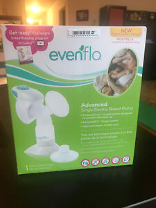 Evenflo electric breast pump (used)