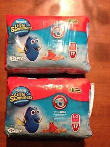 Huggies Little Swimmers (size large)