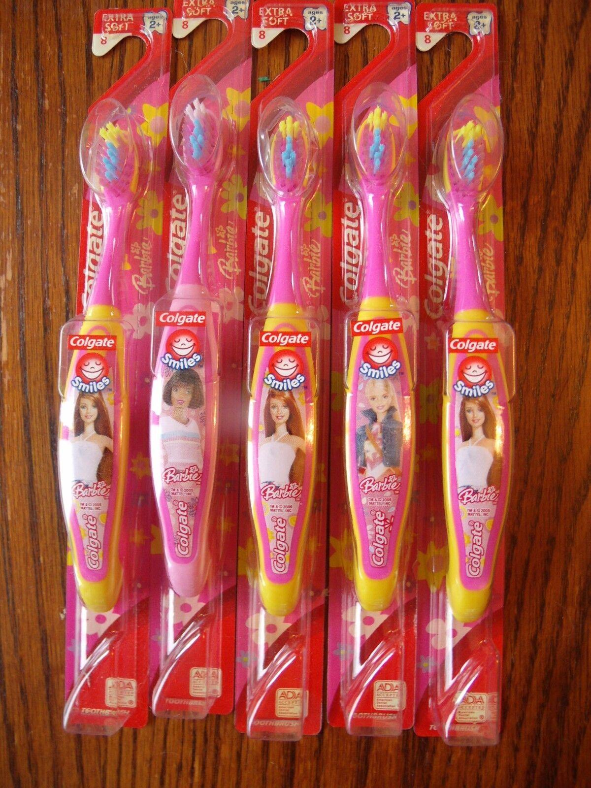 Barbie Toothbrush- One Random Toothbrush will be sent-Great Stocking Stuffer