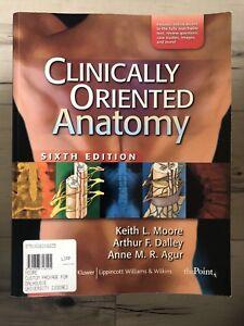 Anatomy, Physiotherapy, Nutrition, Kinesiology Textbooks