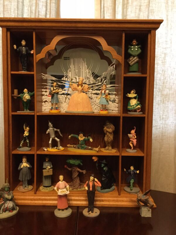 franklin mint wizard of oz collection