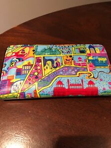 Women's Original Design Wallet Full Zip by Play Clan