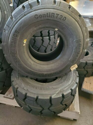 225/75R10 23x9-10 20Ply 142A6 Continental ContiRT20 Radial TL Forklift Tire