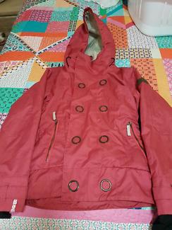 Ladies Bonfire snowboard jacket