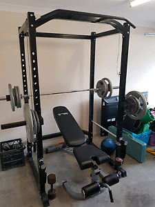 Revolution fitness power rack Wakerley Brisbane South East Preview