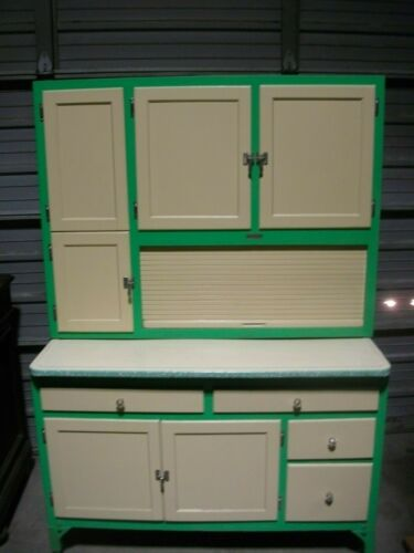Antique Sellers hoosier cabinet