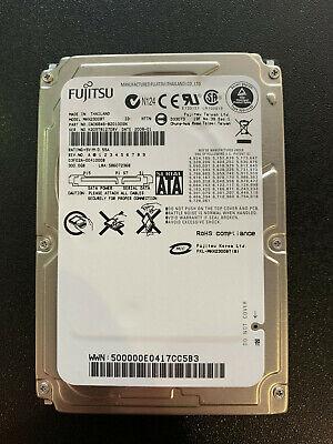 Sony/Fujitsu 300GB MHX2300BT 4200RPM SATA 2.5