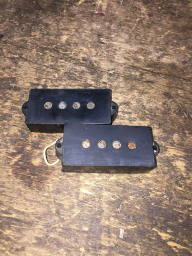 VINTAGE 1974 USA FENDER PRECISION BASS GUITAR SINGLE PICKUP