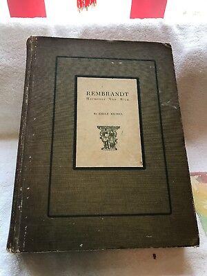 Rembrandt Harmensz Van Rijn/edited By Emile (Harmensz Van)