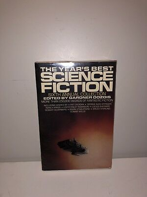 YEAR'S BEST SCIENCE FICTION: SIXTH ANNUAL COLLECTION *New And