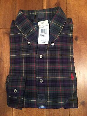 NEW - Polo Ralph Lauren Shirt Men's - Size L Large