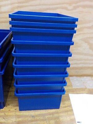 Storsystemusa Ce2103 12 Tray Class Act Tower Slim Line Metal Cart
