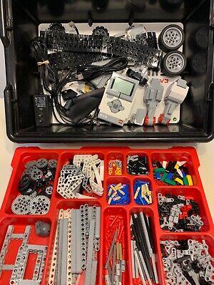 LEGO Mindstorms EV3 Education kit 45544 - 100% Complete