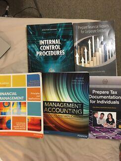 Accounting books