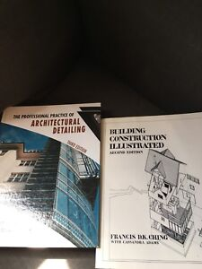 Architectural Detailing Books