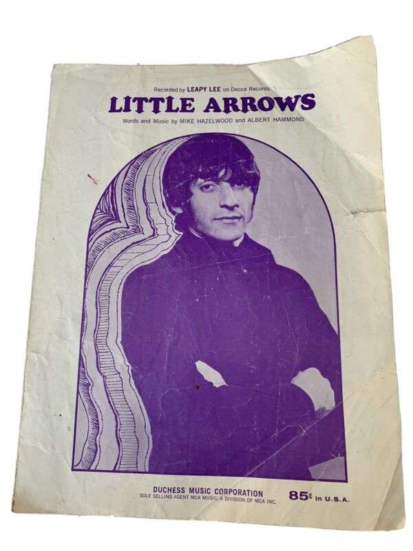 Sheet Music Little Arrows Recorded By Leapy