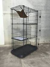 Cat Cage 167cm with Hamock Alloy Cage Riverwood Canterbury Area Preview